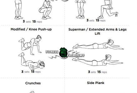 Home Workout Starter 1