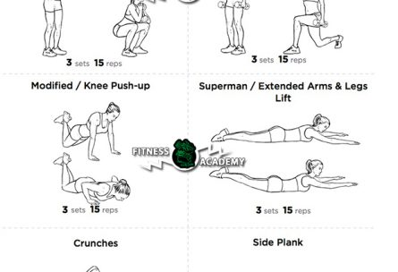Home Workout Starter 1
