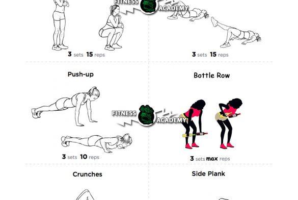 Home Workout Starter 2