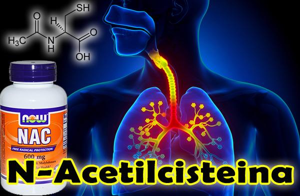N-acetilcisteina