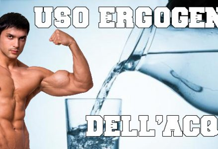 acqua allenamento